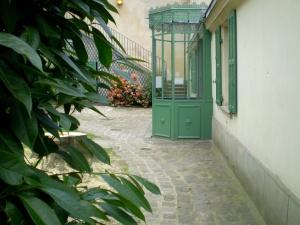 Al entrar, nos encontraremos con un museo donde se conservan objetos clave de la vida de Honoré du Balzac